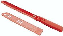 Kuhn Rikon 22640 Colori 1 Brotmesser, ro