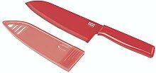 KUHN RIKON 23946 Messer Colori 1 Kochmesser rot