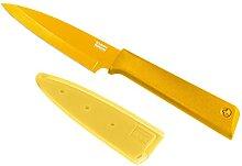 KUHN RIKON COLORI+ Rüstmesser gerade Klinge mit