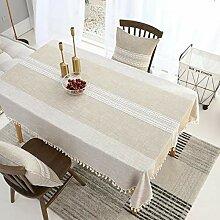 Kuingbhn Tischdecke Tisch Decke Tafeldecke