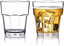 Kuke 2er Set Weinglas Plastik, 100%