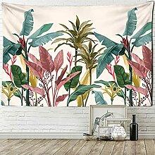 KUKUALE Tropischer Regenwald Pflanze Tapisserie