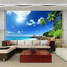 Kundengebundenes Wandbild 3D Fototapete Blauer