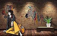 Kundenspezifische große Wandbilder Nostalgic
