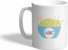 Kundenspezifische Kaffeetasse 11 Unzen