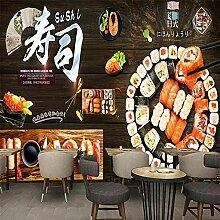 Kundenspezifische Tapete 3D Japanische Küche