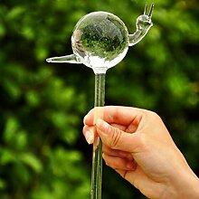 Kungfu Mall Glasschnecke Automatische Drip Bewässerung Topfpflanze Bewässerungssteuerung