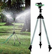 Kungfull Mall 1/2 Zoll Garten Rasen Pflanzen Bewässerungs Teleskopstativ Sprinkler Bewässerung Kits