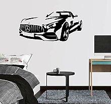 Kunst Dekor Amg GT Roadster Zitat Wandaufkleber