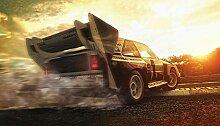 Kunst Druck Bild Audi Sport Quattro S1 E2 Walter