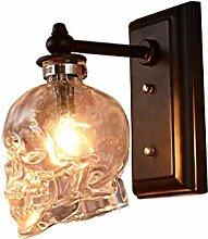 Kunst Wandlampe, Led Restaurant Wandlampe,