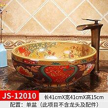 Kunst Waschbecken Bad Waschbecken Marmor