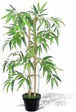Kunstbaum Bambus im Topf Iggy
