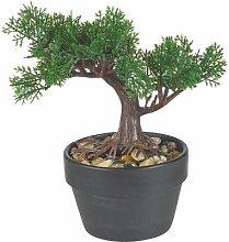 Kunstbaum Bonsai im Topf Die Saisontruhe