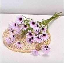 Kunstblume 5 Stück Künstliche Gänseblümchen