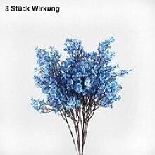 Kunstblume 8 Stück Künstliche Schleierkraut