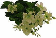 Kunstblume Clematis Blumengesteck Die Saisontruhe