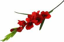Kunstblume Gladiole (Set of 12) Die Saisontruhe