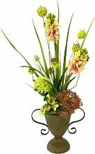 Kunstblume in Vase Die Saisontruhe