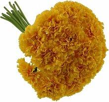 Kunstblume Nelke Blumengesteck Die Saisontruhe