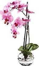 Kunstblume Orchidee, pink