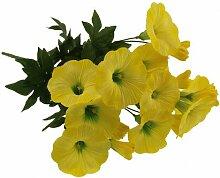 Kunstblume Petunie Blumengesteck Die Saisontruhe