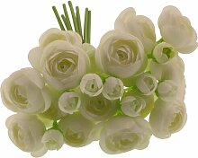 Kunstblume Ranunkel Blumengesteck Die Saisontruhe