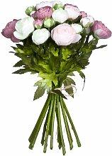 Kunstblume Rosen Blumengesteck Renoncule Die