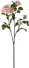 Kunstblume Rosenstrauß Die Saisontruhe