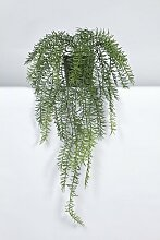 Kunstblume Taxus Chinensis im Topf Die Saisontruhe