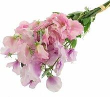 Kunstblume Wicke Blumengesteck Die Saisontruhe
