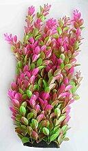Kunstblume Zierpflanze aus Kunststoff 43cm Dekor