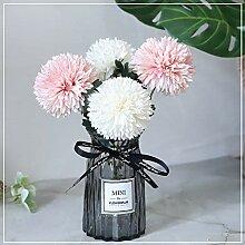 Kunstblumen Hochzeitsblumenstrau Wohnaccessoires