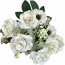 Kunstblumen PANPANY Künstliche gefälschte