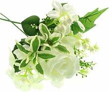 Kunstblumen Rosen Blumengesteck (Set of 36) Die