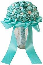 Kunstblumenband Kunstperle Hochzeit Fake