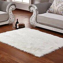 kunstfell teppich g nstig online kaufen lionshome. Black Bedroom Furniture Sets. Home Design Ideas