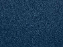 Kunstleder Roxy Farbe 09 (blau dunkelblau) - Kunstleder (Einfarbig, Uni), Polsterstoff, Stoff, Bezugsstoff, Eckbank, Couch, Sessel, Hussen, Kissen