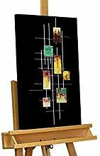 KunstLoft® Extravagantes Holz Wandbild