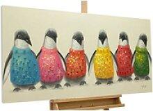 KUNSTLOFT Gemälde For All the Family,