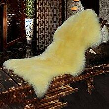 Kunstpelz Teppich Nachgeahmt Schaffell Teppiche