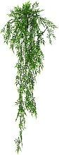Kunstpflanze Bambus, grün