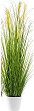 Kunstpflanze GRAS 180 cm mit Topf