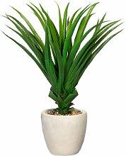 Kunstpflanze Sukkulente im Topf Die Saisontruhe