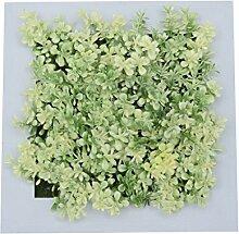 Kunstpflanze Wandbehang Kunstblumen