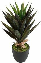 Kunstpflanze Yucca Die Saisontruhe