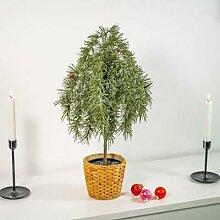Kunstpflanze Zederbaum