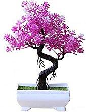 Kunstpflanzen 1 Stück Mode Künstliche Topfbaum