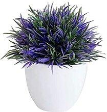 Kunstpflanzen 1pc Künstliche Pflanze Bonsai