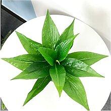 Kunstpflanzen 25cm Künstliche Pflanze Griff